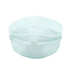 GREEN CHECKERED | 10pcs per pack