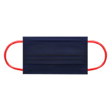 Load image into Gallery viewer, CIRCUS DARK BLUE<br>6 color earloops | 30pcs per bag