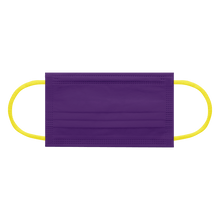 Load image into Gallery viewer, CIRCUS PURPLE<br>6 color earloops | 30pcs per bag