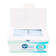 Load image into Gallery viewer, PREMIUM BLUE - ASTM L2 | 50pcs per box (vip)