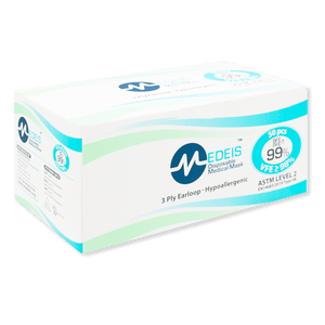 PREMIUM BLUE - ASTM L2 | 50pcs per box