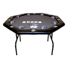 Load image into Gallery viewer, Diamond Suited Poker Tables