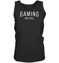 Lade das Bild in den Galerie-Viewer, Gaming And Chill - Tank-Top