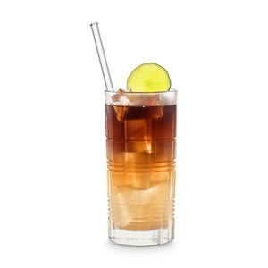 Glass straws for Hospitality - 23cm