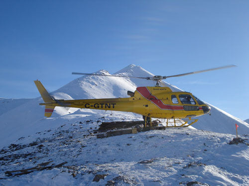TransNorth Helicopter Tour in Northewest Territories