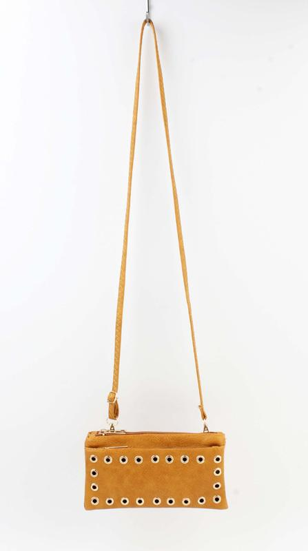Rafa Tassen Copy of Crossbody tas cognac