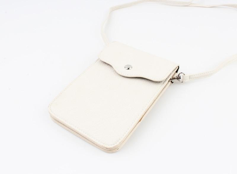 Rafa Tassen Crossbody tas off white
