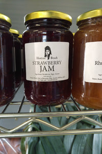 Strawberry Jam, new season