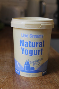 Yogurt Northiam Dairy greek style 500g