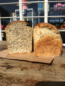 English seeded tin loaf 1.3kg
