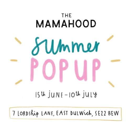 Decadorn at the Mamahood Pop-up Dulwich, London, SE22