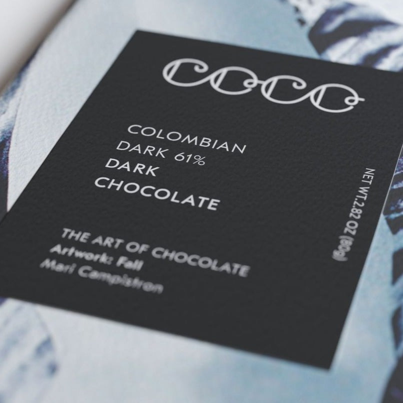 Coco Chocolatier - Colombian Dark - Decadorn