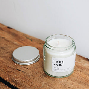 Hobo & Co Candle  - Bloom - Decadorn