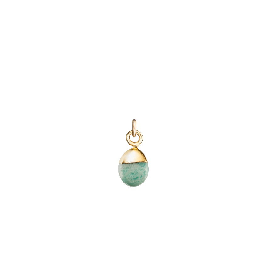 Additional Stone - Tiny Tumbled (Gold Plated) - Decadorn