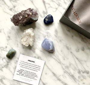 Crystal Wellbeing Kit - Healing - Decadorn