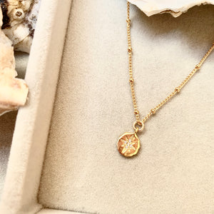 Star Coin Necklace - Decadorn