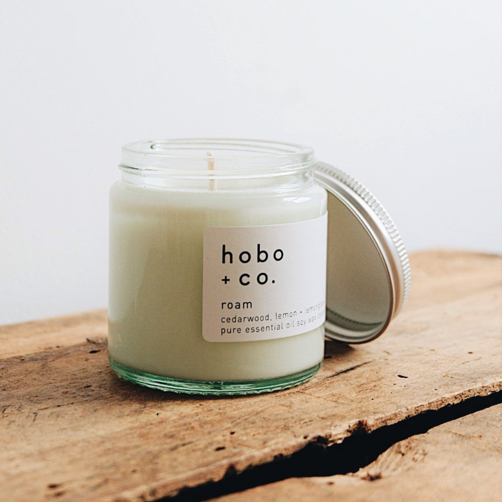 Hobo & Co Candle  - Roam