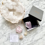 Crystal Wellbeing Kit - Crystals for Motherhood - Decadorn