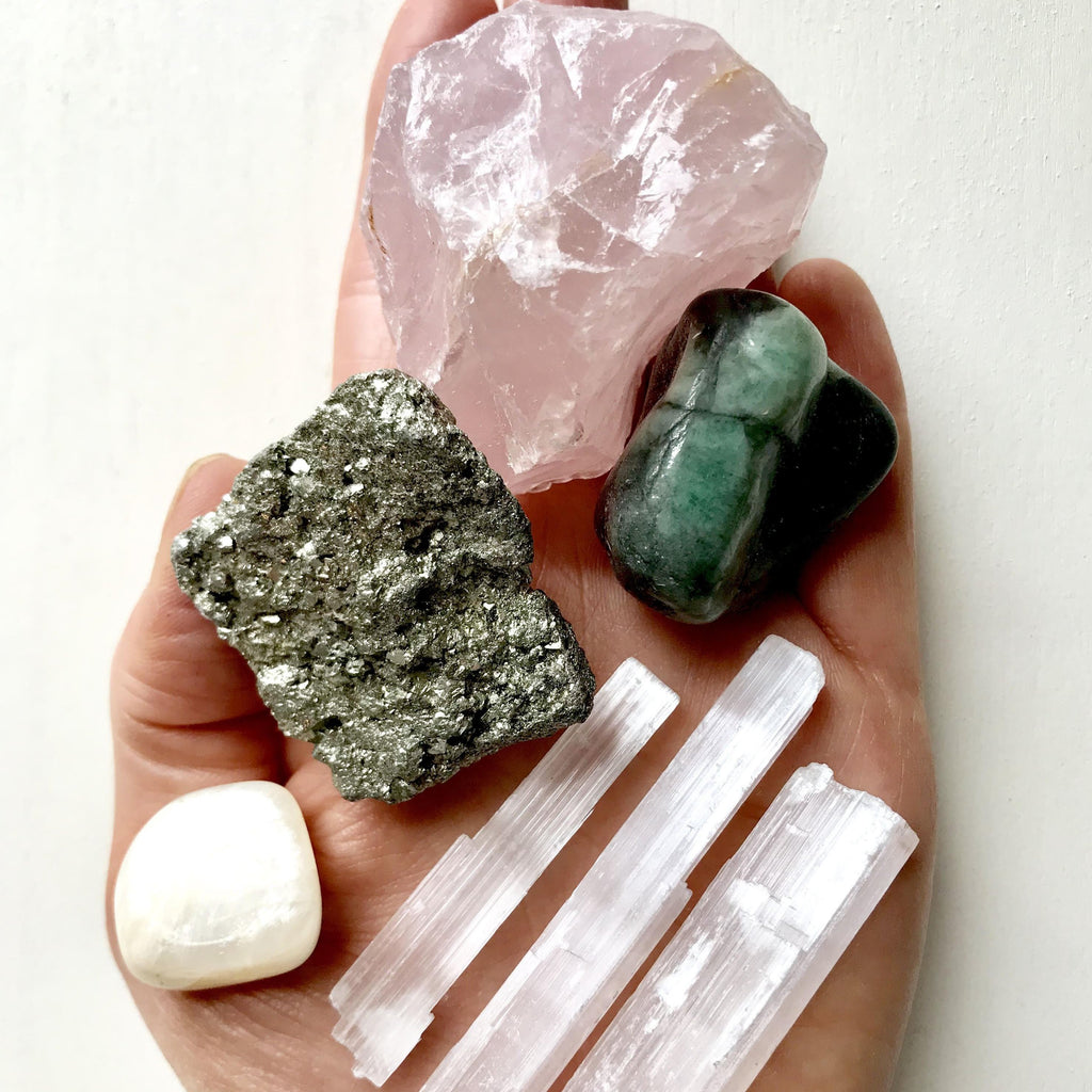 Crystal Wellbeing Kit - Confidence (Inner Beauty) - Decadorn