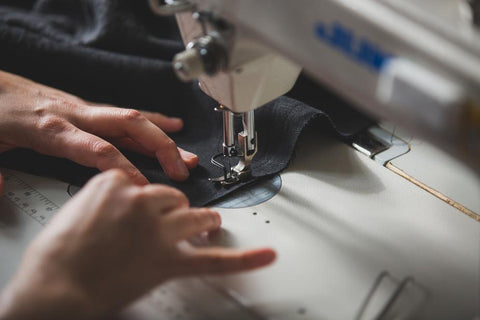 Sewing Machine & Manufacturing Plant
