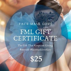 Gift Certificates - Face Mask Love