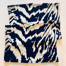 Load image into Gallery viewer, Zebra Convertible Face Mask Foulard - Face Mask Love