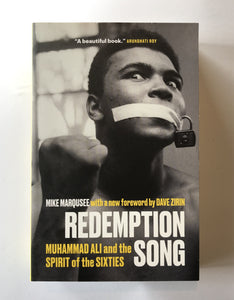 Marqusee, Mark - Redemption Song: Muhammad Ali and the Spirit of the Sixties
