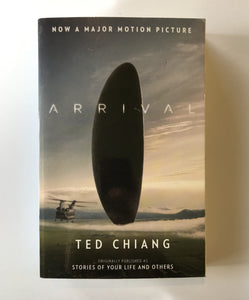 Chiang, Ted - Arrival