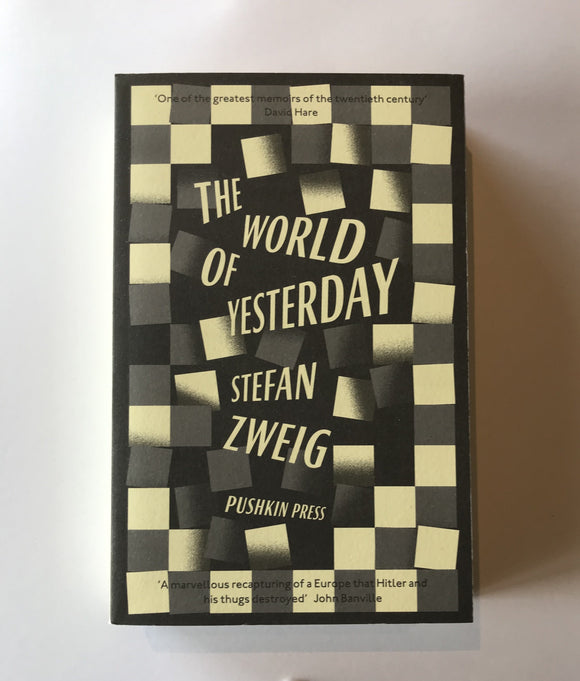 Zweig, Stefan - The World of Yesterday