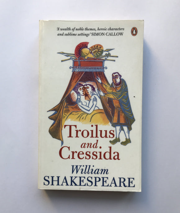 Shakespeare, William - Troilus and Cressida