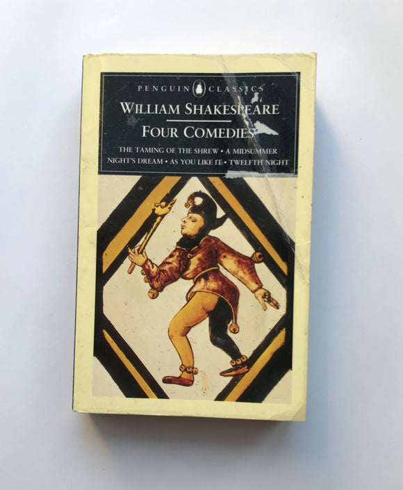 Shakespeare, William - Four Comedies