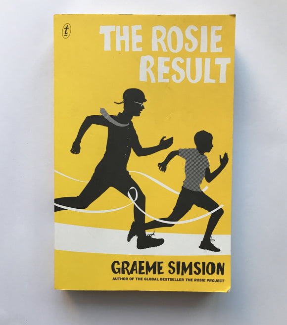 Simsion, Graham - The Rosie Result