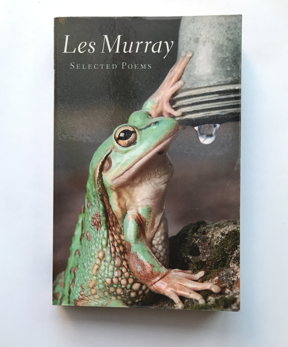 Murray, Les - Selected Poems