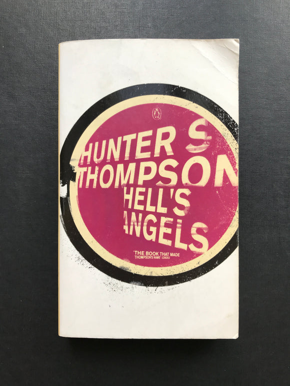 Thompson, Hunter S. -Hell's Angels