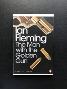 Fleming, Ian -The Man with the Golden Gun