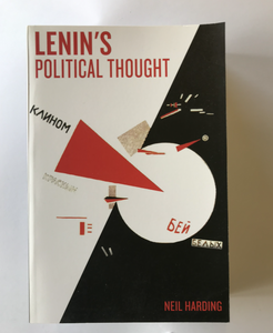 Harding, Neil - Lenin's Political Thought