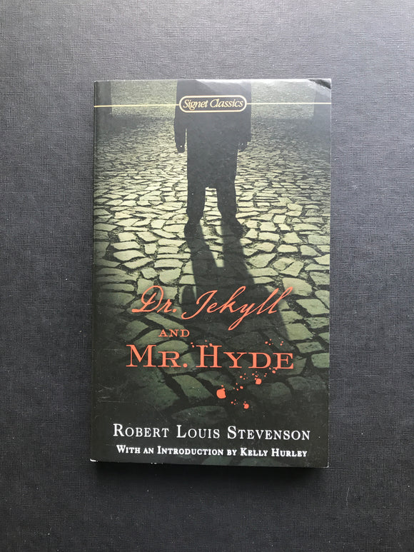 Stevenson, Robert Louis -Dr. Jekyll & Mr. Hyde (Inc. intro essay by Nabokov)