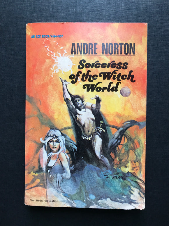 Norton, Andre -Sorceress of the Witch World