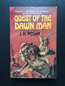 Rosny, J. H. -Quest of the Dawn of Man