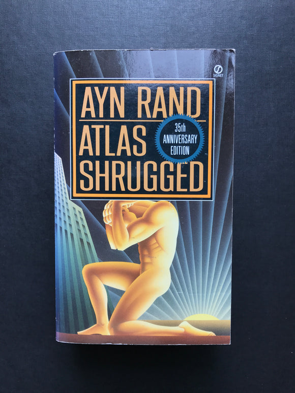 Rand, Ayn -Atlas Shrugged