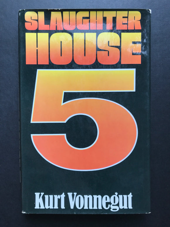 Vonnegut, Kurt -Slaughterhouse 5 First Edition U.k.