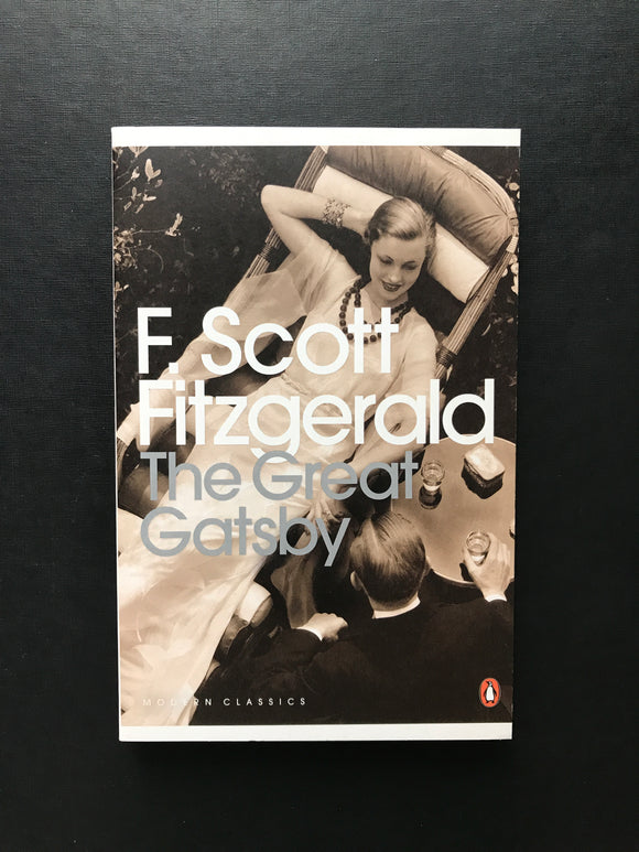 Fitzgerald, F. Scott -The Great Gatsby