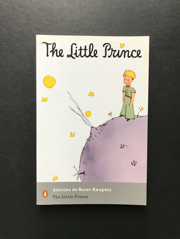 de Saint-Exupery -The Little Prince