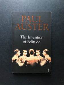 Auster, Paul -The Invention of Solitude