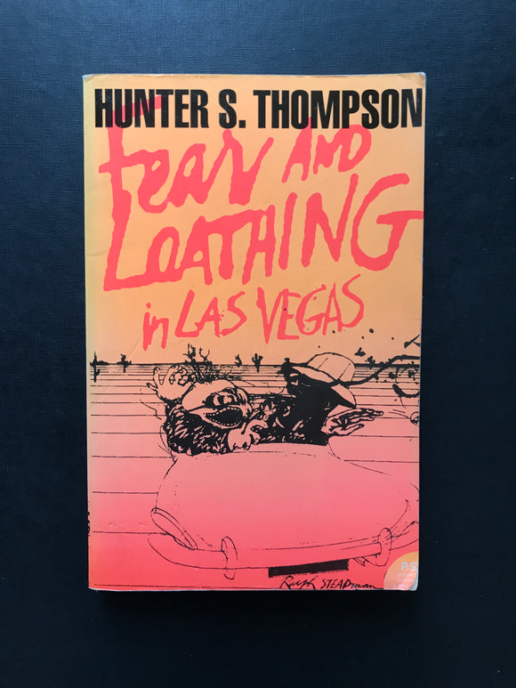 Thompson, Hunter S. -Fear and Loathing in Las Vegas