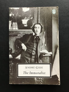 Gide, Andre -The Immoralist