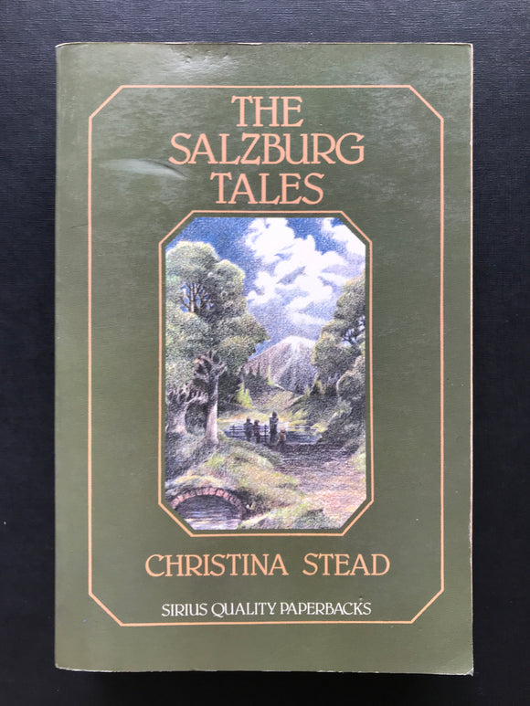 Stead, Christina -The Salzburg Tales