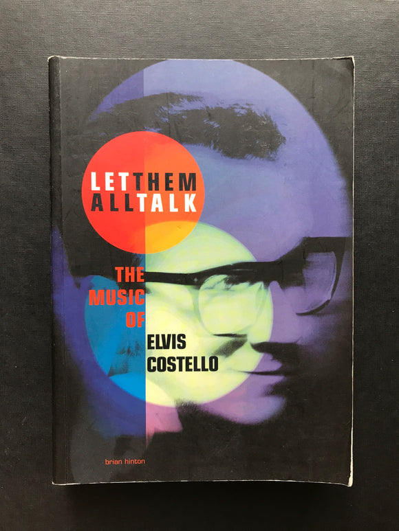 Hinton, Brian -Let Them All Talk, The Music of Elvis Costello