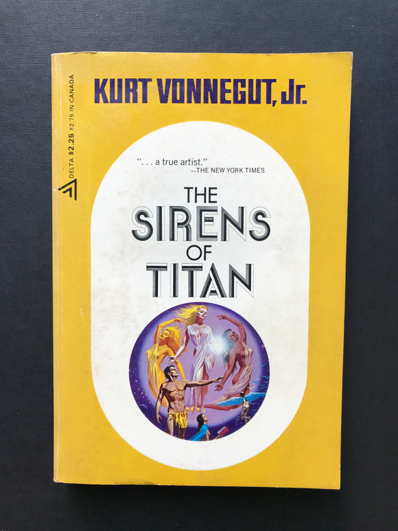 Vonnegut Jr, Kurt -Sirens of Titan