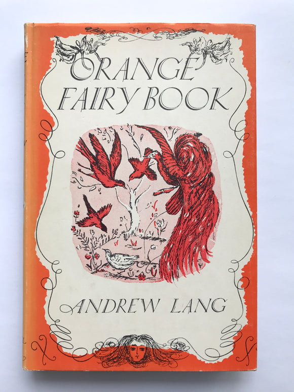 Lang, Andrew - Orange Fairy Book